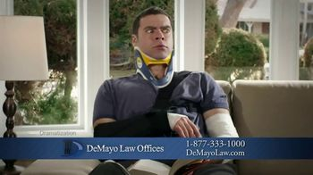 Law Offices of Michael A. DeMayo TV Spot, 'Mr. Jackson' - Thumbnail 6