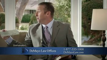 Law Offices of Michael A. DeMayo TV Spot, 'Mr. Jackson' - Thumbnail 7