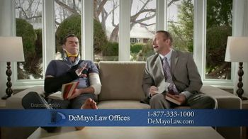 Law Offices of Michael A. DeMayo TV Spot, 'Mr. Jackson' - Thumbnail 8