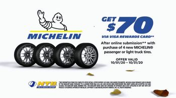 National Tire & Battery (NTB) Big October TV Spot, 'Instant Savings: Oil Change' - Thumbnail 3