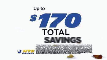National Tire & Battery (NTB) Big October TV Spot, 'Instant Savings: Oil Change' - Thumbnail 4