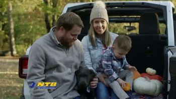 National Tire & Battery (NTB) Big October TV Spot, 'Instant Savings: Oil Change' - Thumbnail 6