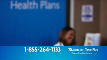 WellCare TexanPlus Medicare Advantage Plan TV Spot, 'More' - Thumbnail 1