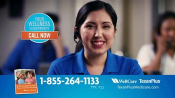 WellCare TexanPlus Medicare Advantage Plan TV Spot, 'More' - Thumbnail 10
