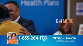 WellCare TexanPlus Medicare Advantage Plan TV Spot, 'More' - Thumbnail 2