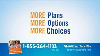 WellCare TexanPlus Medicare Advantage Plan TV Spot, 'More' - Thumbnail 3