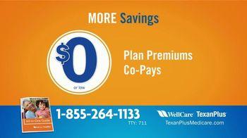 WellCare TexanPlus Medicare Advantage Plan TV Spot, 'More' - Thumbnail 4