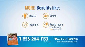 WellCare TexanPlus Medicare Advantage Plan TV Spot, 'More' - Thumbnail 5