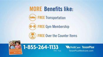 WellCare TexanPlus Medicare Advantage Plan TV Spot, 'More' - Thumbnail 6