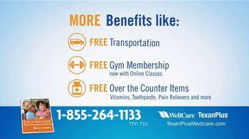 WellCare TexanPlus Medicare Advantage Plan TV Spot, 'More' - Thumbnail 7