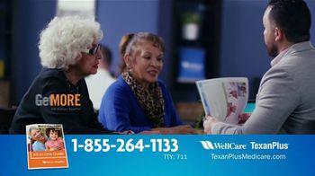 WellCare TexanPlus Medicare Advantage Plan TV Spot, 'More' - Thumbnail 9