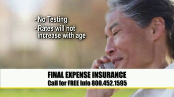 Guardian Life Insurance Company TV Spot, 'Final Expense Insurance' - Thumbnail 7