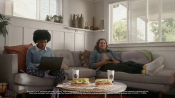 Jimmy John's Buy One Get One 50% Off TV Spot, 'Business Talk' - Thumbnail 9