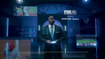 FOX Sports App TV Spot, '2020 MLB Season: Powered by Samsung' Featuring Frank Thomas - 36 commercial airings