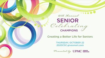 UPMC TV Spot, '12th Annual Celebrating Senior Champions'