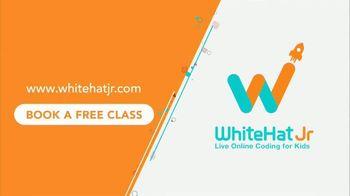 WhiteHat Jr. TV Spot, 'Audrey & Dexter: Coding Improves Math & Logic' - Thumbnail 7