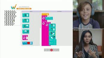 WhiteHat Jr. TV Spot, 'Audrey & Dexter: Coding Improves Math & Logic' - Thumbnail 6