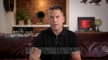 Future Forward USA Action TV Spot, 'Brett Hunt' - Thumbnail 9