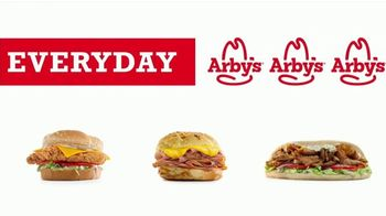Arby's 2 for $6 Everyday Value TV Spot, 'Flame Seared' Song by YOGI - 2134 commercial airings