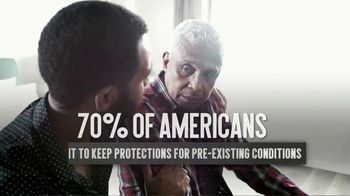 Future Forward USA Action TV Spot, 'Pre-Existing Conditions' - 903 commercial airings