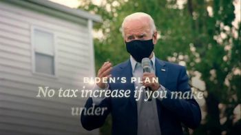 Biden for President TV Spot, 'Corporations Pay More' - Thumbnail 1