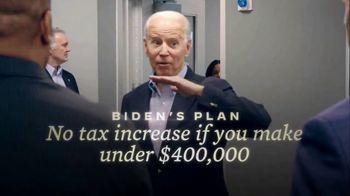 Biden for President TV Spot, 'Corporations Pay More' - Thumbnail 2