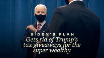 Biden for President TV Spot, 'Corporations Pay More' - Thumbnail 3