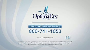 Optima Tax Relief TV Spot, 'Doesn't Mess Around' - Thumbnail 8