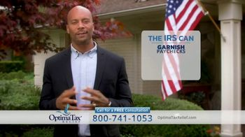 Optima Tax Relief TV Spot, 'Doesn't Mess Around' - Thumbnail 1