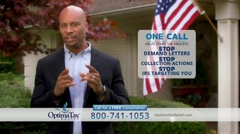 Optima Tax Relief TV Spot, 'Doesn't Mess Around' - Thumbnail 5