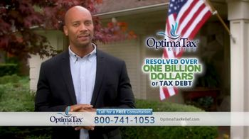 Optima Tax Relief TV Spot, 'Doesn't Mess Around' - Thumbnail 7