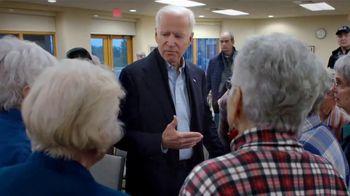 Biden for President TV Spot, 'Looks Out' - Thumbnail 7