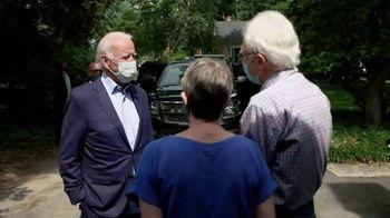 Biden for President TV Spot, 'Looks Out' - 9 commercial airings