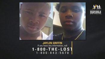 National Center for Missing & Exploited Children TV Spot, 'Jaylen Griffin' - Thumbnail 5