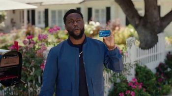 Chase Freedom Unlimited TV Spot, 'Kim' Featuring Kevin Hart - Thumbnail 3