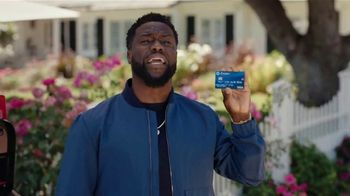 Chase Freedom Unlimited TV Spot, 'Kim' Featuring Kevin Hart - Thumbnail 4