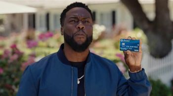 Chase Freedom Unlimited TV Spot, 'Kim' Featuring Kevin Hart - Thumbnail 5
