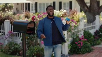 JPMorgan Chase Freedom Unlimited TV Spot, 'Kim' Featuring Kevin Hart