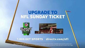 DIRECTV NFL Sunday Ticket TV Spot, 'Week Five' Featuring Patrick Mahomes - Thumbnail 9