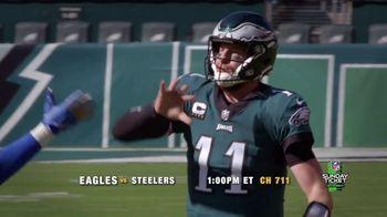 DIRECTV NFL Sunday Ticket TV Spot, 'Week Five' Featuring Patrick Mahomes - Thumbnail 4