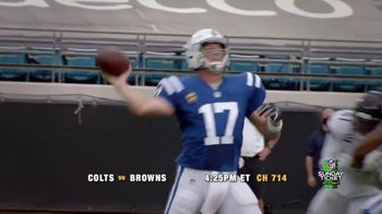 DIRECTV NFL Sunday Ticket TV Spot, 'Week Five' Featuring Patrick Mahomes - Thumbnail 5