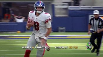 DIRECTV NFL Sunday Ticket TV Spot, 'Week Five' Featuring Patrick Mahomes - Thumbnail 6