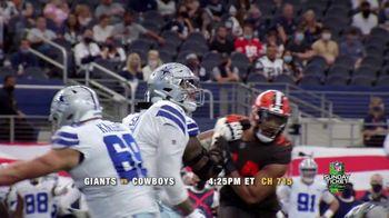 DIRECTV NFL Sunday Ticket TV Spot, 'Week Five' Featuring Patrick Mahomes - Thumbnail 7