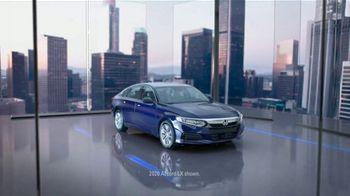 2020 Honda Accord LX TV Spot, 'Versus' [T2] - Thumbnail 1