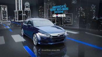 2020 Honda Accord LX TV Spot, 'Versus' [T2] - Thumbnail 6