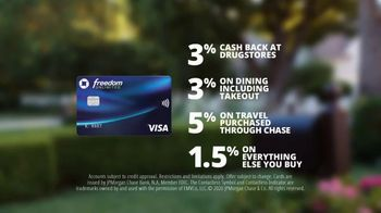 Chase Freedom Unlimited TV Spot, '3% Cash Back at Drugstores' Featuring Kevin Hart - Thumbnail 8