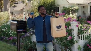 Chase Freedom Unlimited TV Spot, '3% Cash Back at Drugstores' Featuring Kevin Hart - Thumbnail 1