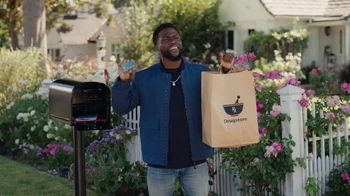 Chase Freedom Unlimited TV Spot, '3% Cash Back at Drugstores' Featuring Kevin Hart
