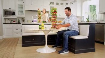 SKECHERS Max Cushioning TV Spot, 'To the Max' Featuring Candance and Tony Romo