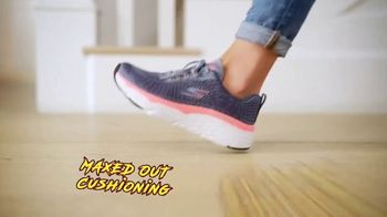 SKECHERS Max Cushioning TV Spot, To the Max' Featuring Candance and Tony Romo - Thumbnail 8